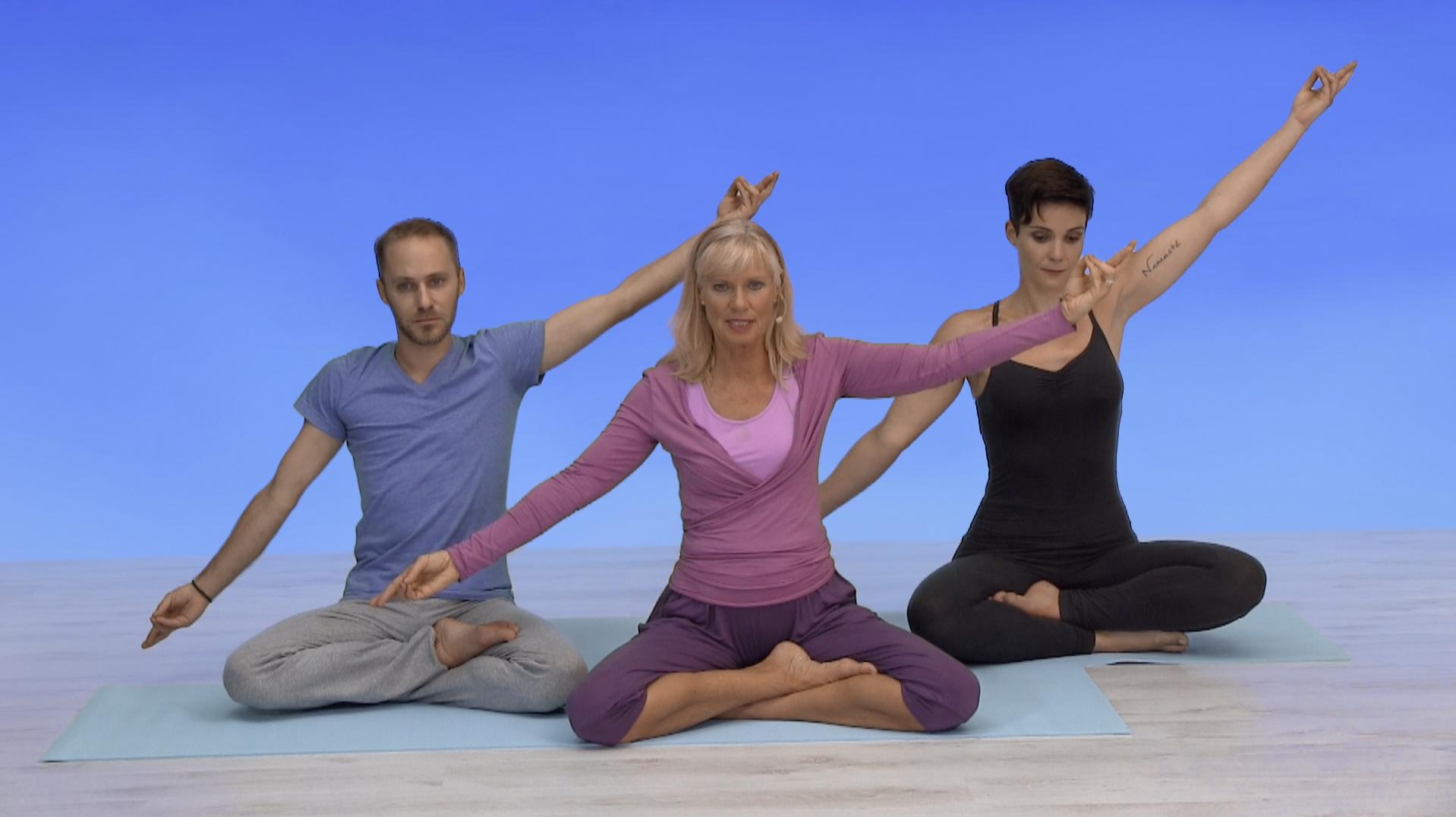 Hormon Yoga Kurs 2
